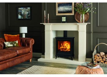 Stovax Sheraton 5 Wide Wood Burning and Multifuel Stove 5kW