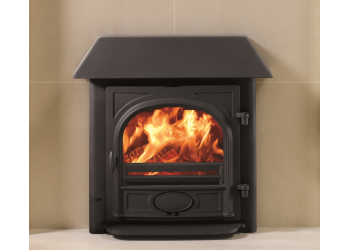Traditional Semi-Inset Multi-fuel Stove