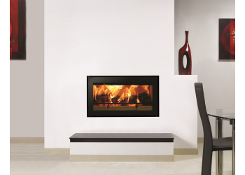 Slice Infinity (Frameless) Woodburning Stove