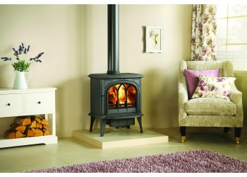 Stovax Huntingdon 40 Wood Burning Stoves & Multi-fuel Stoves 9kW