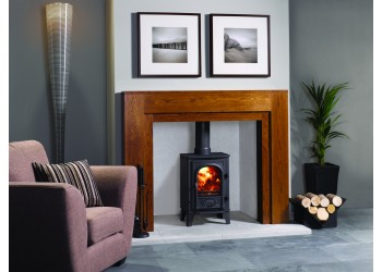 Stovax Stockton 4 Wood Burning Stoves & Multi-fuel Stoves 4kW