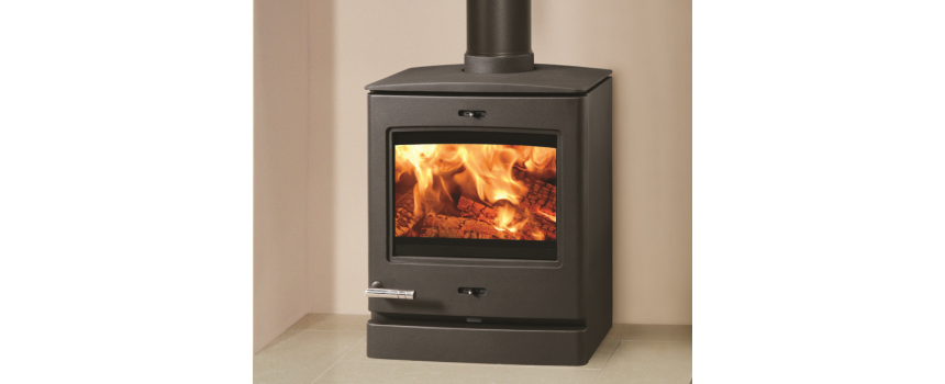 Club 5 Woodburner Stove 4.9kW