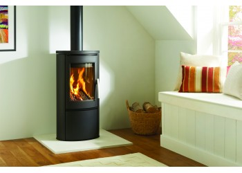 Varde Shape 2 woodburning stove or Multi-Fuel Stove