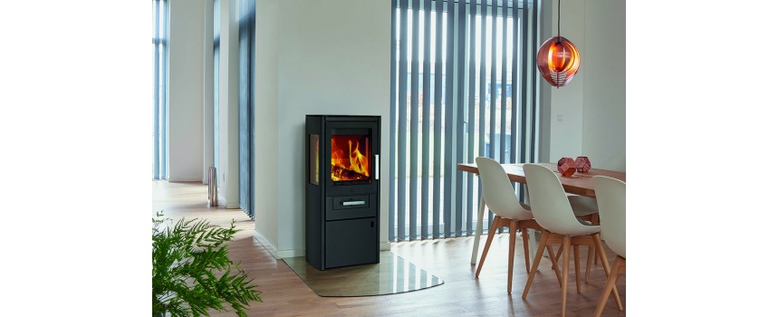 Varde Bornholm wood burning stove