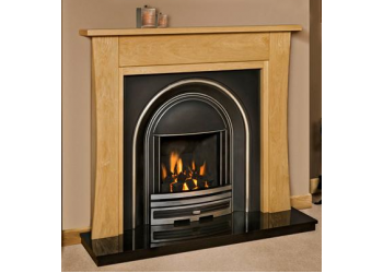Boadicea Real Wood Fireplace