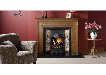 Carlton Wood Mantel