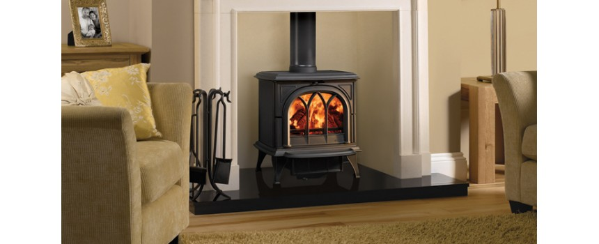 Oswold 6 Multifuel Stove 6kw