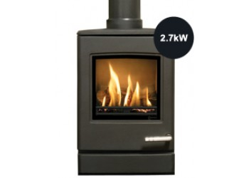Club 3 Gas Stove (Conventional Flue & Balanced Flue)