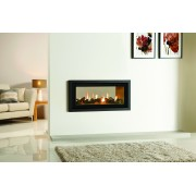 Gazco Studio Duplex Balanced Flue Gas Fire