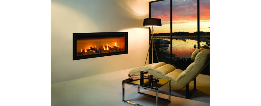 Slice Gas Fire Infinity (Frameless)