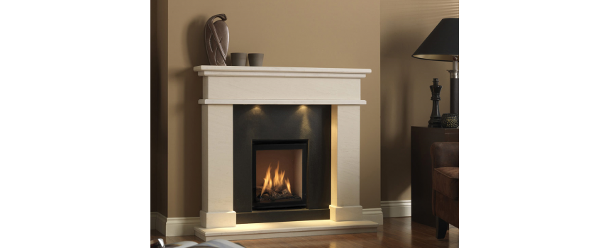Small Orion Gas Fire