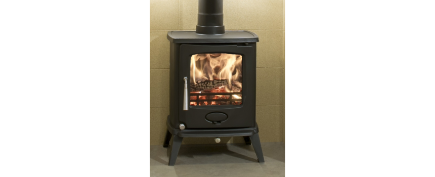 Adorn Cast Iron Multi-fuel stove 5kW