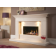 Brittany Natural Stone Fireplace