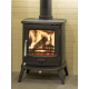 Erica Cast Iron Multi-fuel stove 5kW