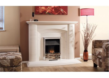 Excelsior Natural Stone Fireplace