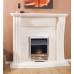 Ambassador Natural Portuguese Lime Stone Fireplace