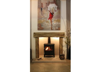 Melody Beam Fireplace