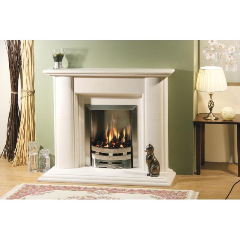 Centurion Natural Stone Fireplace